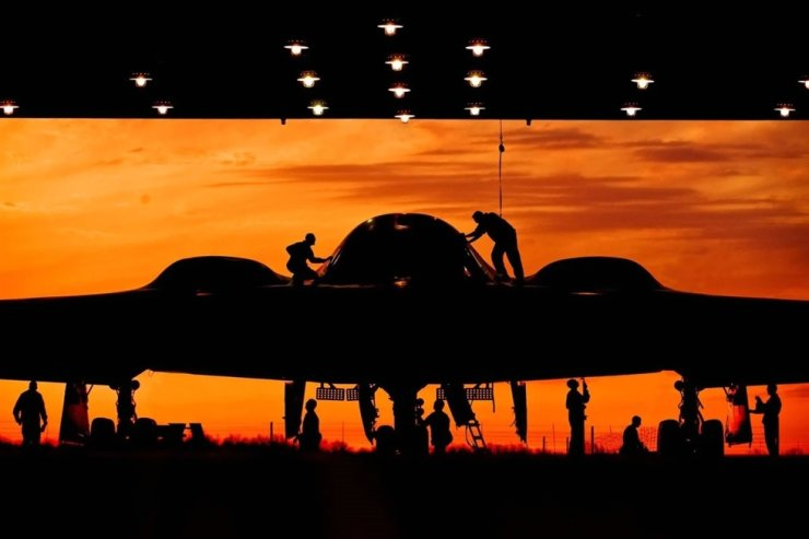 The US bomber deployment comes amid a period of intense military maneuvering by the People's Liberation Army. AFP