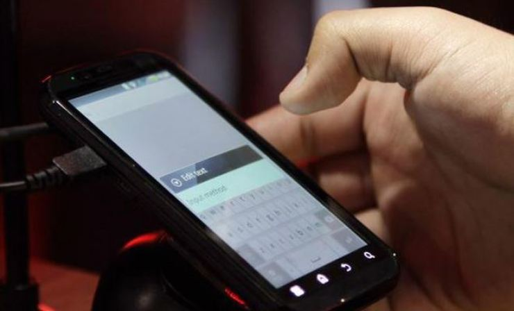 There are about 6 million mobile phone subscribers in North Korea, according to a state-owned development bank in the South. AP