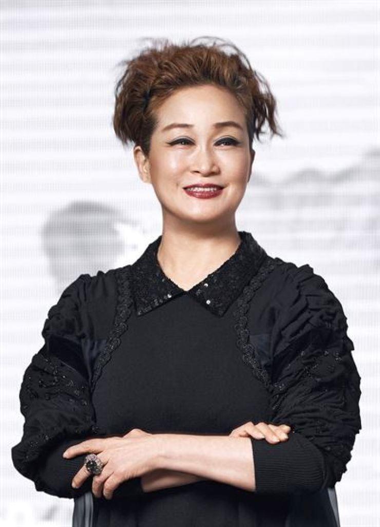 CJ Group executive Lee Mie-kyung / Courtesy of CJ Group