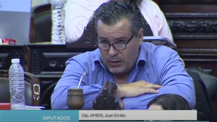 Juan Ameri. Capture from Flipboard