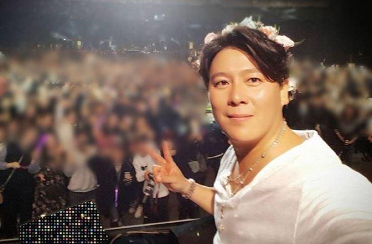 K-pop group Cool's Lee Jae-hoon now runs a food business on Jeju Island. Screen captured from Lee Jae-hoon's Instagram