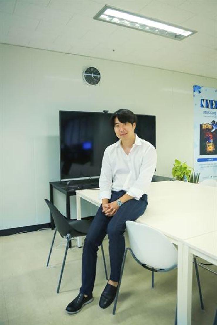 Lee Yun-yeol, CEO of NaDa Digital / Courtesy of NaDa Digital