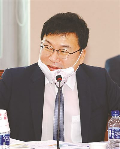 Rep. Youn Mee-hyang of the Democratic Party of Korea / Yonhap