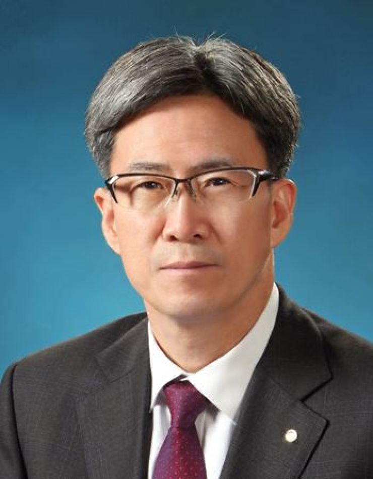 Suhyup Bank CEO Lee Dong-bin