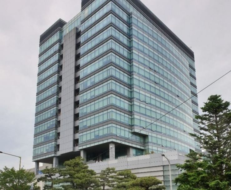 Hyundai Heavy Industries headquarters in Ulsan / Yonhap