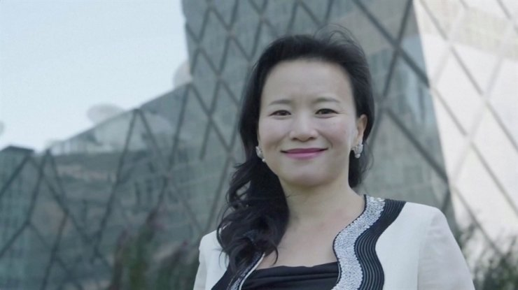 Australian citizen and television anchor Cheng Lei, who worked for China's state television CGTN and has been detained by authorities in China, is seen in this still image taken from an undated footage produced by Australia Global Alumni _ Australian Department of Foreign Affairs and Trade. / Reuters