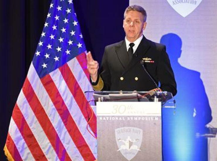 Adm. Philip Davidson, commander of the U.S. Indo-Pacific Command / Korea Times file