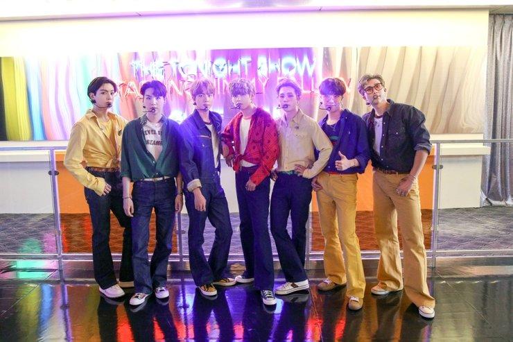 South Korean boy band BTS / Yonhap