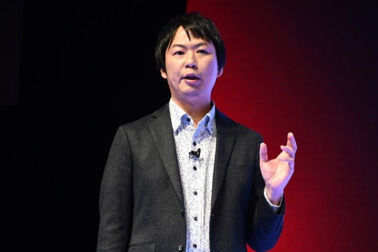 Taiki Sakurai, chief producer of anime at Netflix Courtesy of Netflix