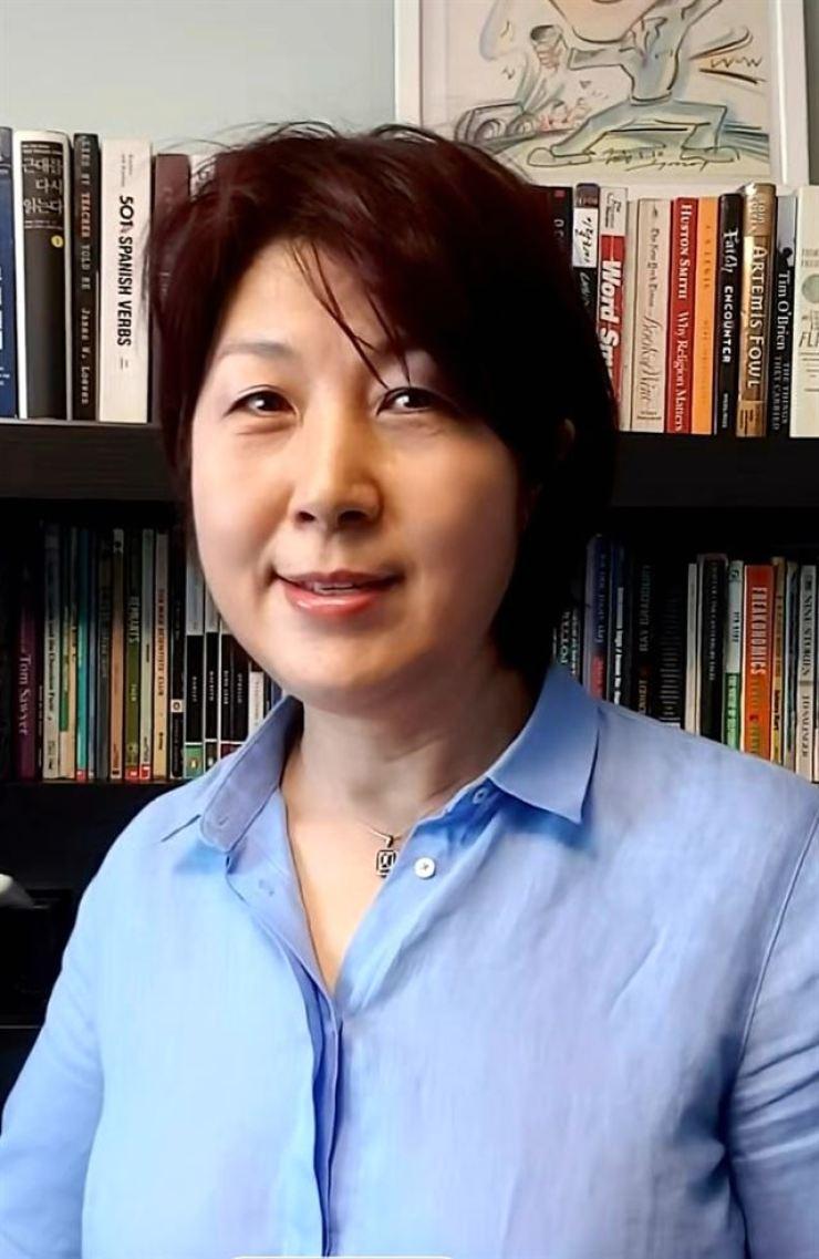 Lee Bock-hee, vice chairperson of Seoul International Women's Association / Courtesy of Lee Bock-hee
