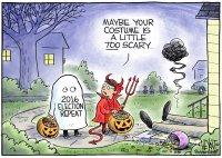 2020 election terror