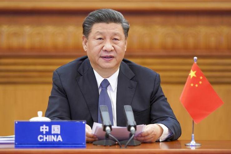 Chinese President Xi Jinping. AP-Yonhap
