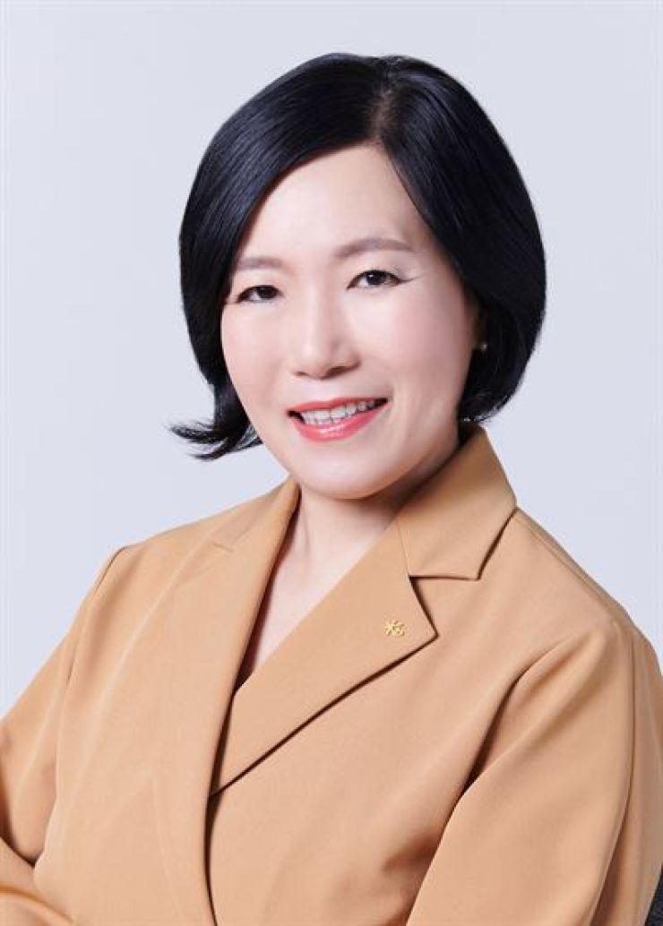 KB Securities Co-CEO Park Jeong-rim
