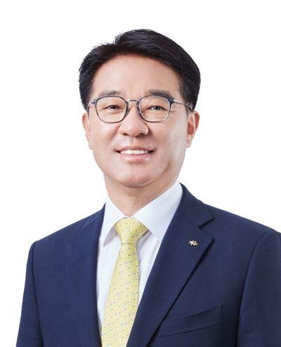 Samsung Card CEO Kim Dae-hwan