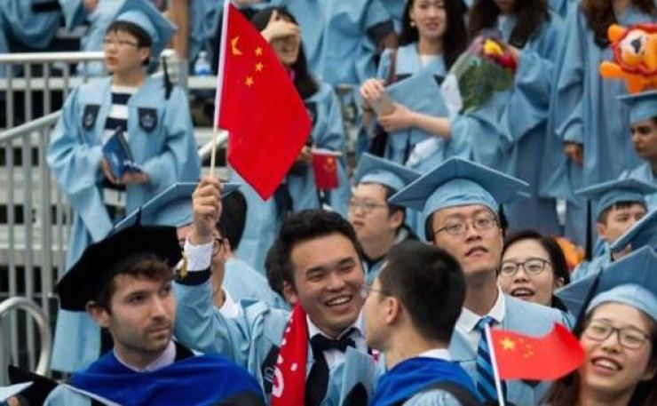 A large and growing number of Chinese parents are cancelling or at least suspending plans to send their children to study abroad ― a strong signal that wealthy and middle-class Chinese families are becoming less interested in sending their kids to study overseas. Xinhua-Yonhap