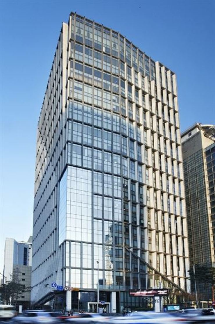 The headquarters of Korea Investment Corporation (KIC) / Courtesy of KIC