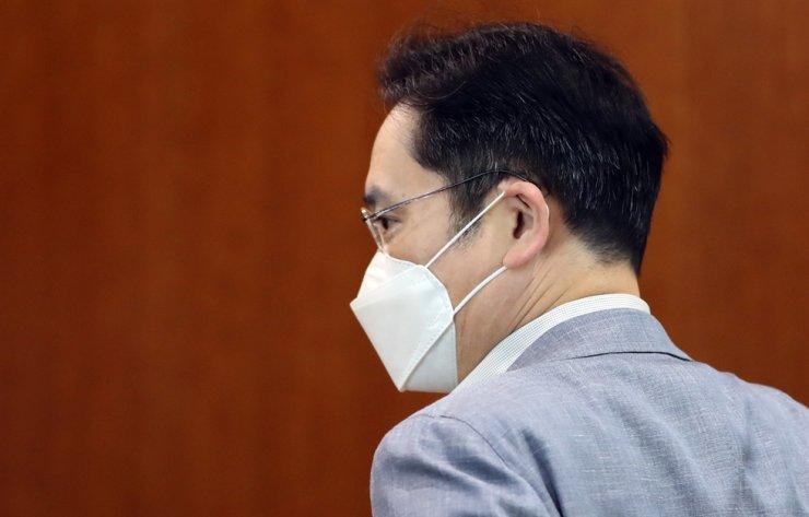 Samsung Electronics Vice Chairman Lee Jae-yong / Yonhap