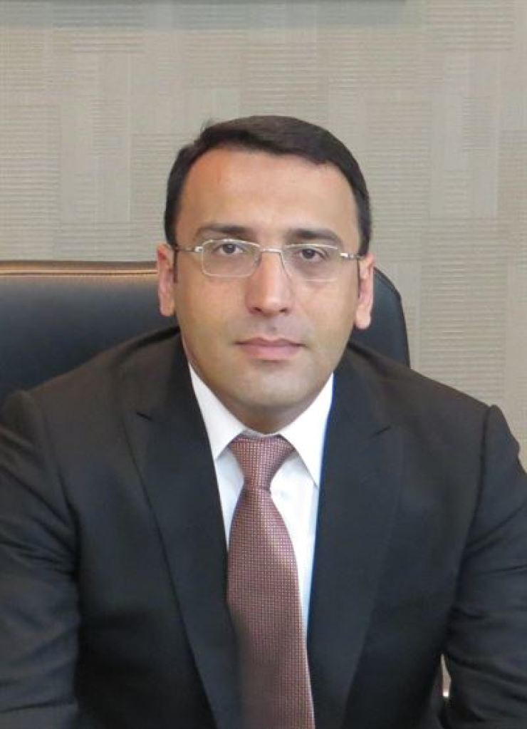 Azerbaijani Ambassador to Korea Ramzi Teymurov