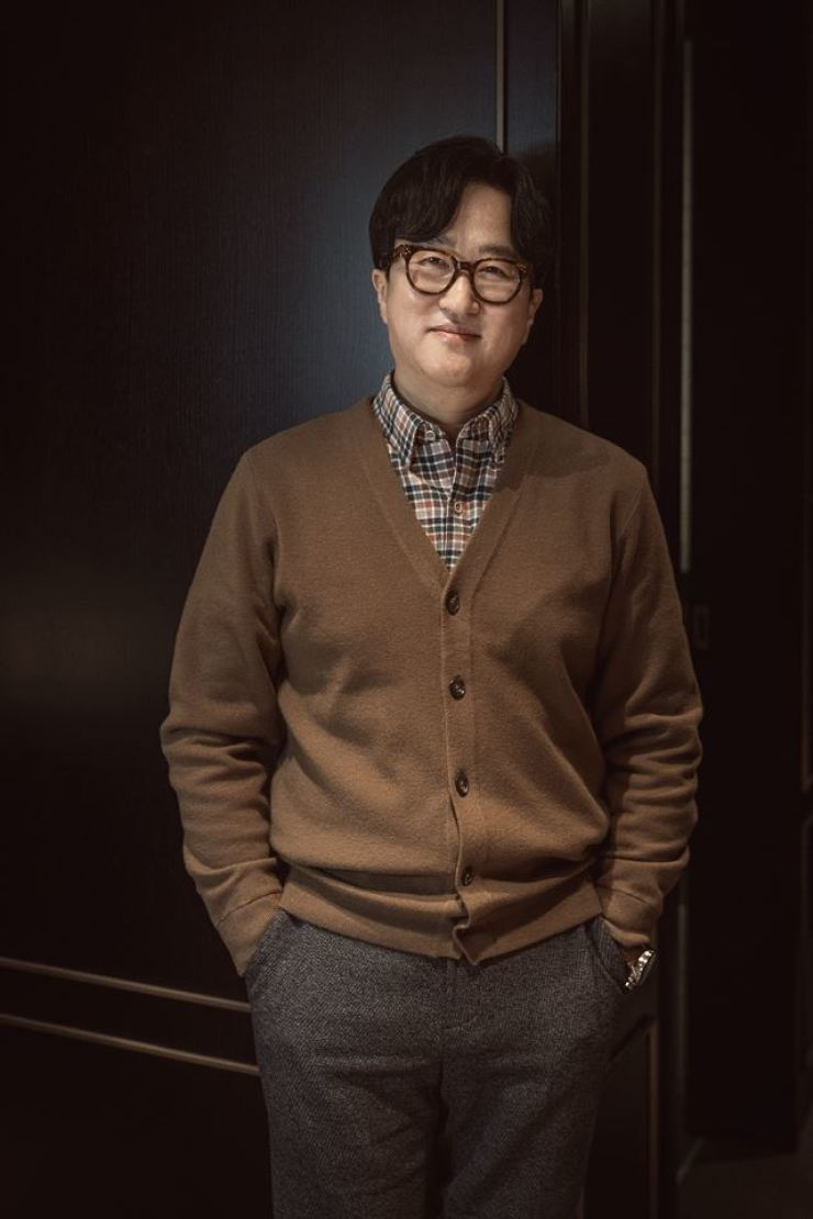 Director Lee Hwan-kyung poses after an interview with The Korea Times at a cafe in Seoul, Nov. 17. Courtesy of Little Big Pictures