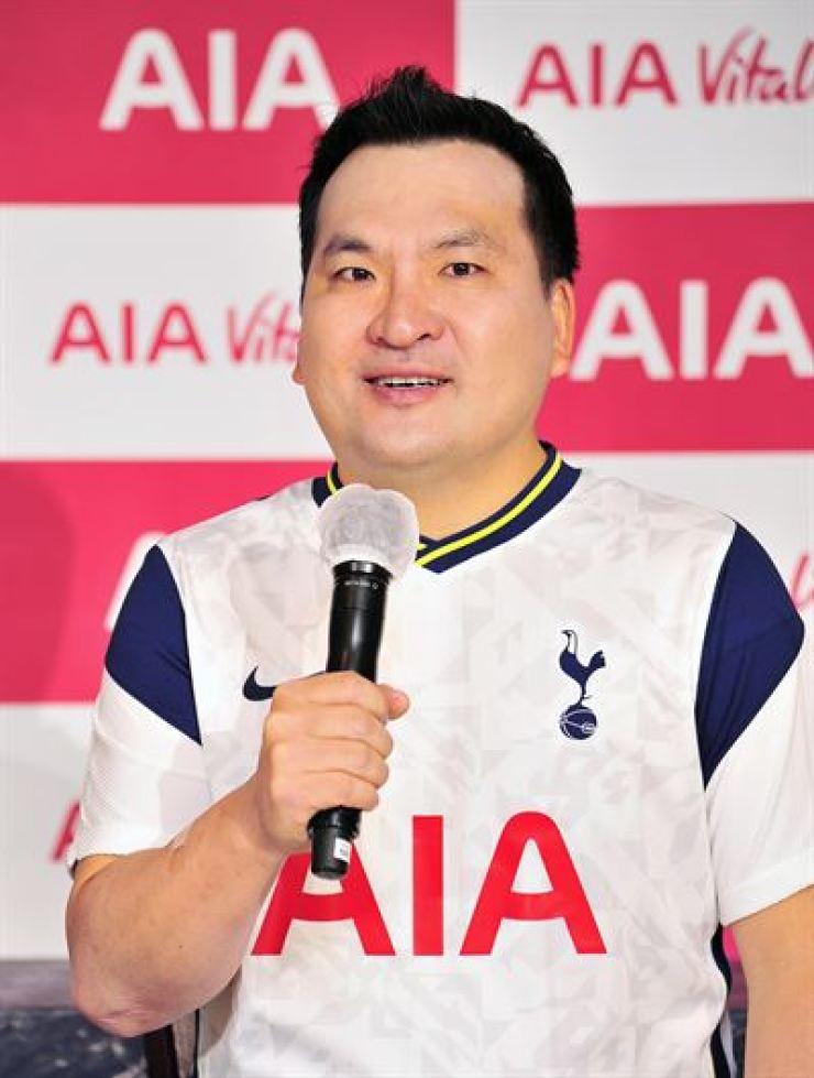 AIA Korea CEO Peter Chung / Courtesy of AIA Korea