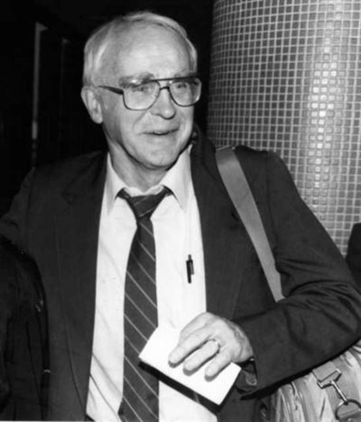 Rev. George E. Ogle / Korea Times file