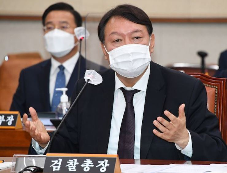 Prosecutor General Yoon Seok-youl / Korea Times file