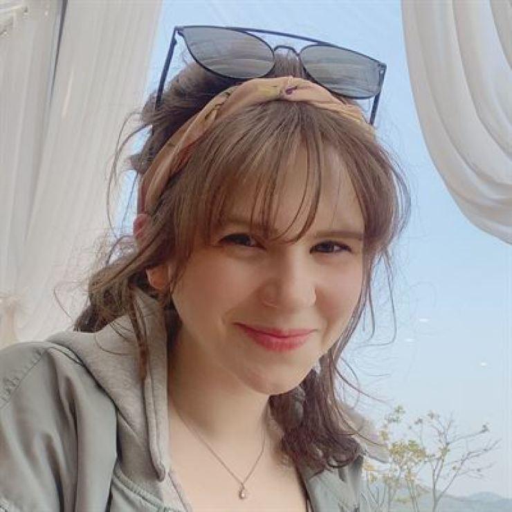 Fiction Grand Prize winner Hannah Quinn Hertzog