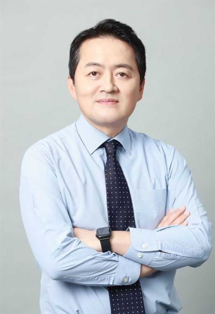 Genome and Company CEO Pae Ji-soo