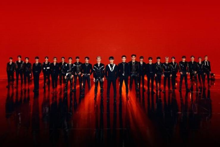 K-pop group NCT will release 'RESONANCE' on Dec. 4. Courtesy of SM Entertainment