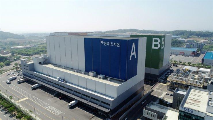Korea Superfreeze's plants in Pyeongtaek, Gyeonggi Province / Courtesy of Korea Superfreeze