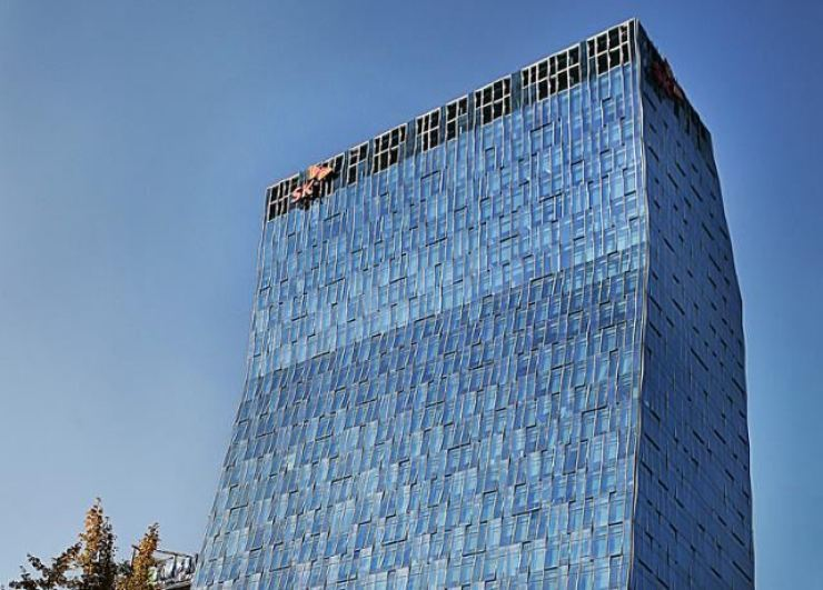 SK Group's headquarters in Seoul / Courtesy of SK Group