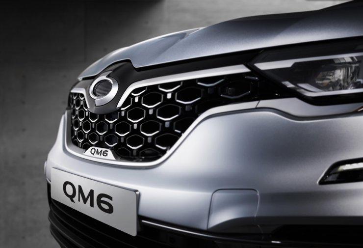 Renault Samsung Motors' new QM6 / Courtesy of Renault Samsung Motors