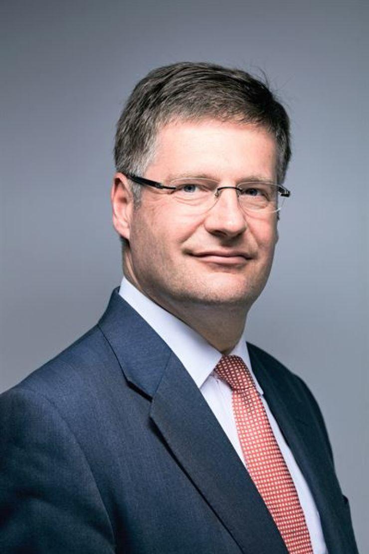 Hyundai Mobis Executive Vice President Axel Maschka / Courtesy of Hyundai Mobis