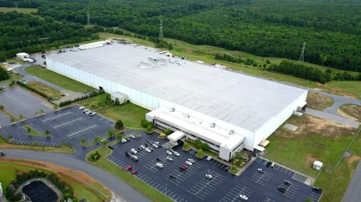 Samsung Electronics' home appliance manufacturing plant in Newberry, South Carolina / Courtesy of Samsung Electronics