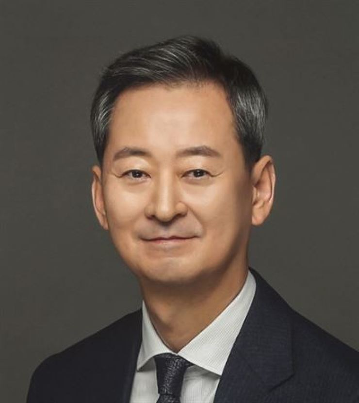 Choi Eun-seok, newly appointed CEO at CJ Corp.