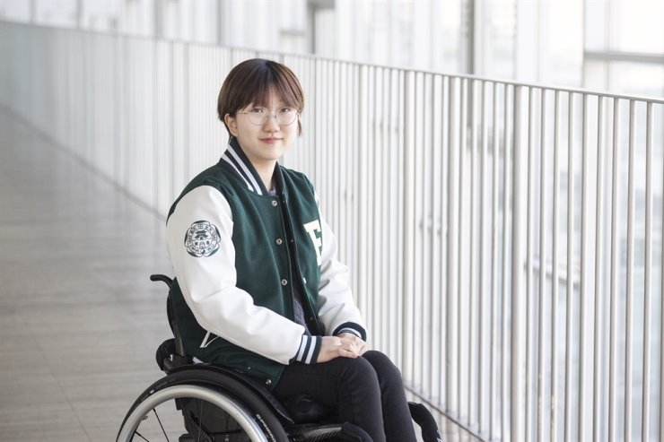 Lee Joo-hyun /Courtesy of Ewha Womans University