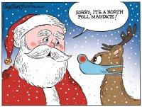 North Pole mandate