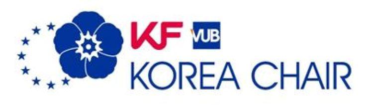 Korea Foundation (KF)-VUB Korea Chair logo
