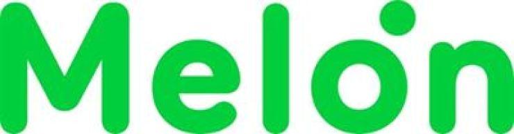 Music streaming service Melon logo