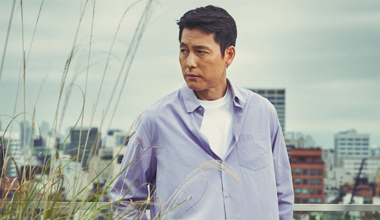 Actor Jung Woo-sung /Courtesy of Lotte Entertainment