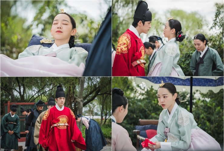 TvN series 'Mr. Queen' reached its highest viewership rating, Saturday. Courtesy of tvN