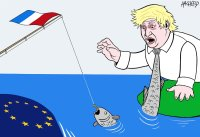 Fishing rights Bexit issue