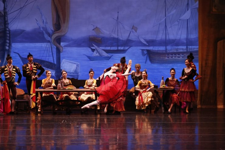 'Don Quixote' by Universal Ballet Courtesy of Kim Kyoung-jin