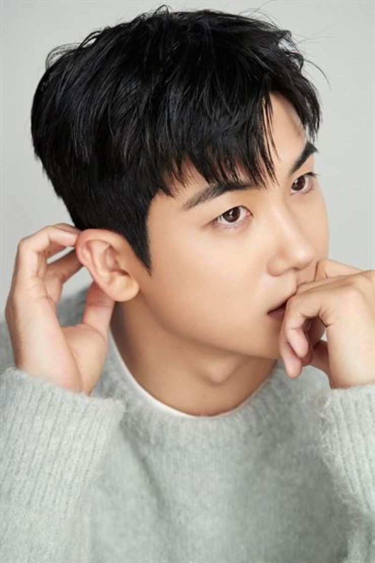 Singer and actor Park Hyung-sik was discharged from military Monday. Courtesy of UAA