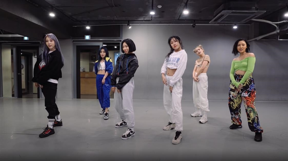 BLACKPINK's dance performance video of 'How You Like That' surpasses 500 million views on YouTube, Jan. 6. / Courtesy of YG Entertainment
