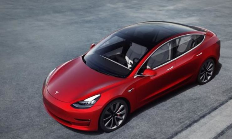 A Tesla vehicle / Korea Times file
