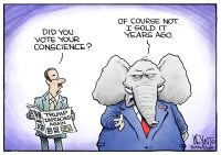 What conscience?