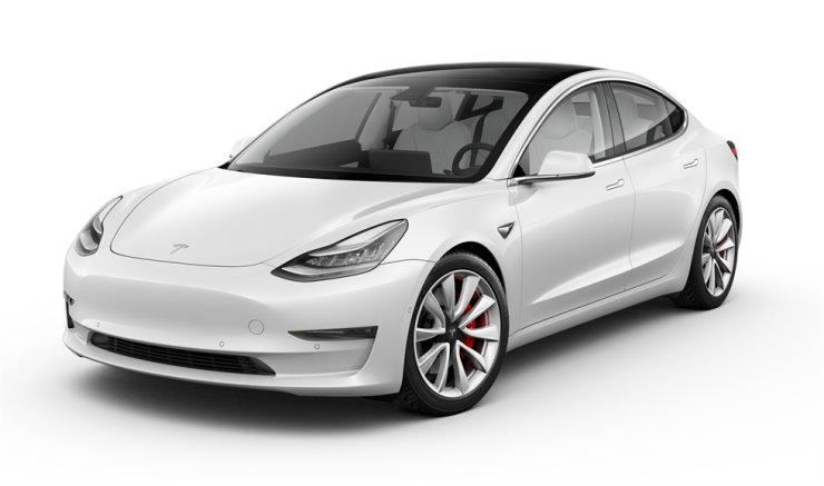 Tesla Model 3 / Courtesy of Tesla Korea