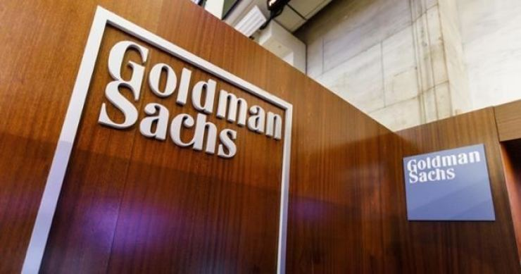 Goldman Sachs office in New York / EPA-Yonhap