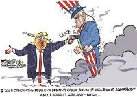Trump's brag